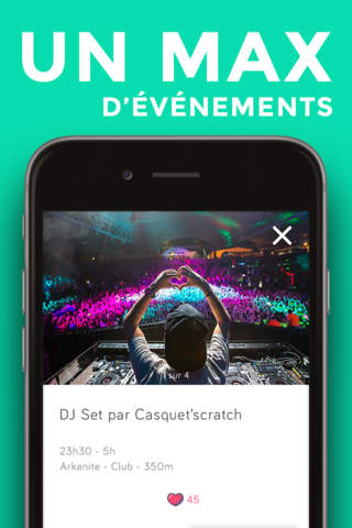 Baroudeur - events & happy hours - náhled