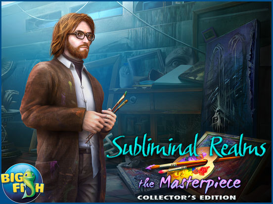 Subliminal Realms: The Masterpiece HD - A Hidden Object Mystery screenshot 5