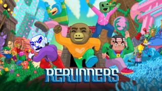 ReRunners: Race for the World screenshot 5