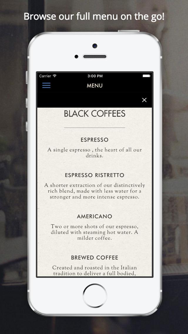 Caffè Nero screenshot 3