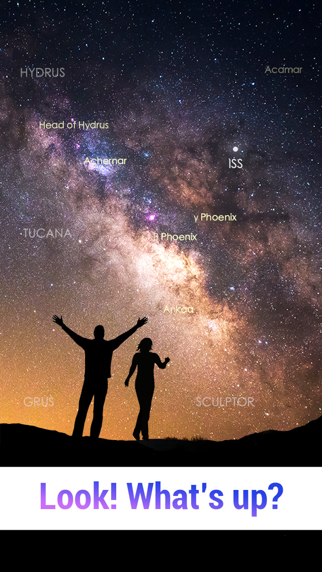 Star Walk 2 Ads+:Night Sky Map screenshot 1