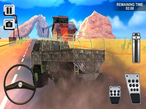 Military Truck Transport screenshot 8
