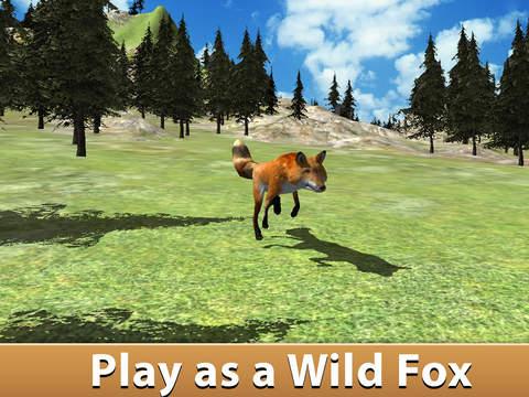 Wild Fox Survival Simulator 3D Full screenshot 5