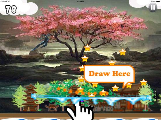 Clan Dark Jumping - Samurai Adventure Game screenshot 8