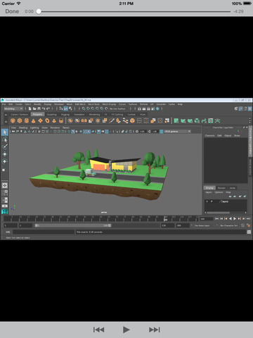 LearnForMaya2017 screenshot 9