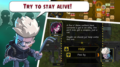 Zombie Town Story screenshot 3