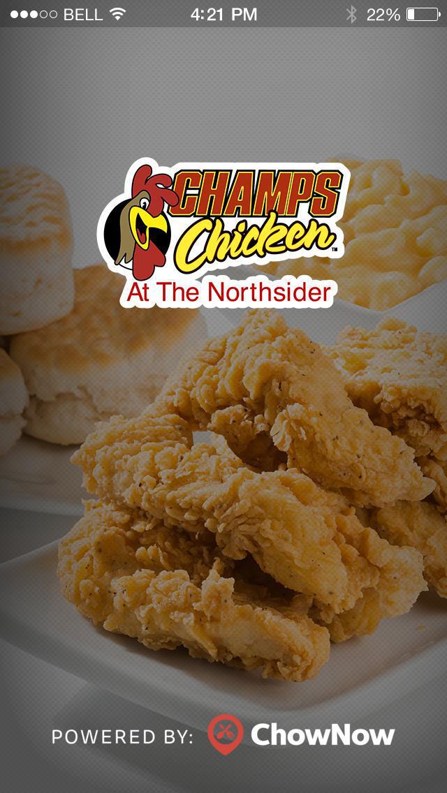 Champs Chicken at Northsider screenshot 1