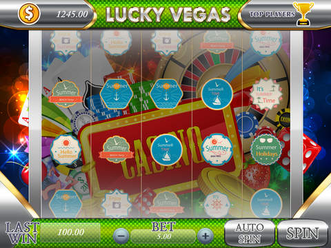 Classic Slots Paradise Of Gold - Free Jackpot Casino Games screenshot 4