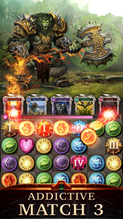 Legendary: Game of Heroes screenshot 2