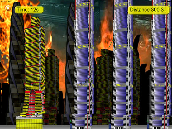 Explosive Rope - Fly Escape And Amazing Heroes screenshot 7