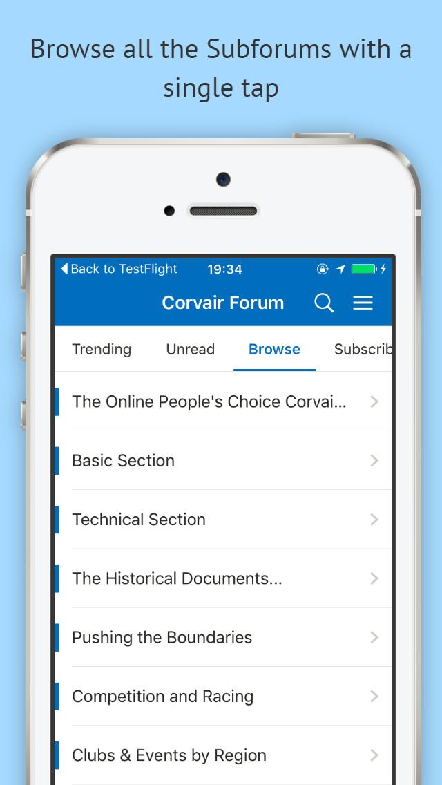 CVairForum screenshot 2
