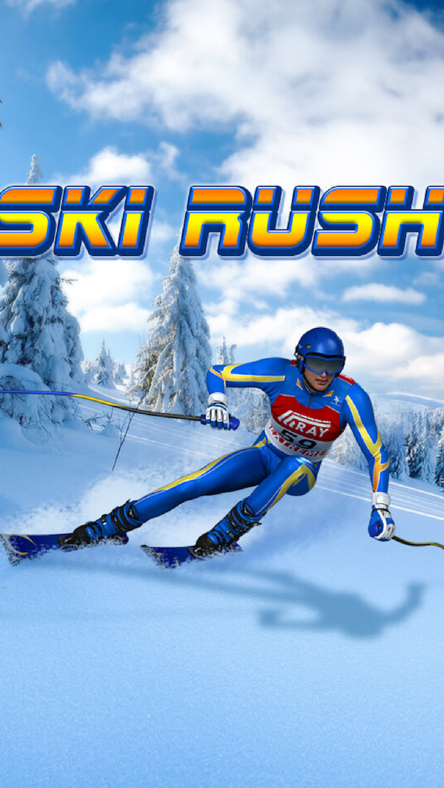 Ski Rush ® screenshot 1