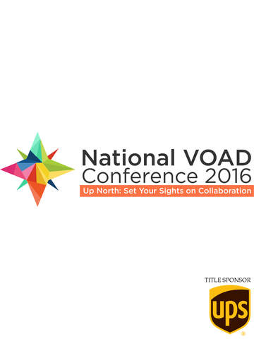 NVOAD 2016 Conference screenshot 3