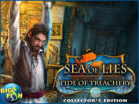 Sea of Lies: Tide of Treachery - A Hidden Object Mystery screenshot 10