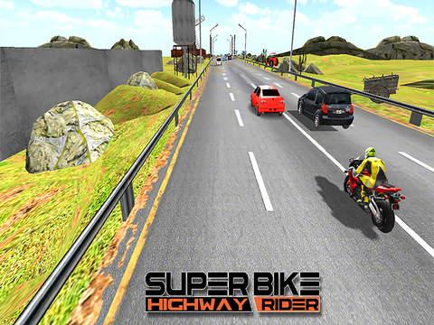 Super Bike Highway Rider screenshot 7