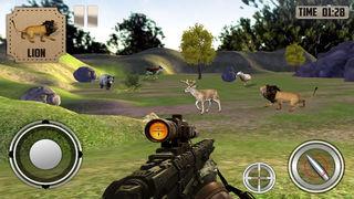 Wild Animal  Hunting screenshot 1