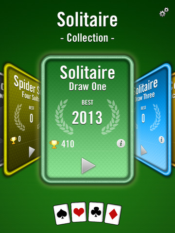 Solitaire Collection » screenshot 5