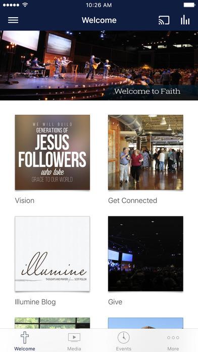 Faith Bible screenshot 1