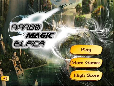 Arrow Magic Elfica Pro - Amazing Bow and Arrow Shooting Target Game screenshot 6