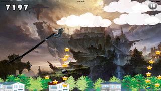 Clan Divergent Jumping - Men Warrior Adventure Jump and Fly Game screenshot 5