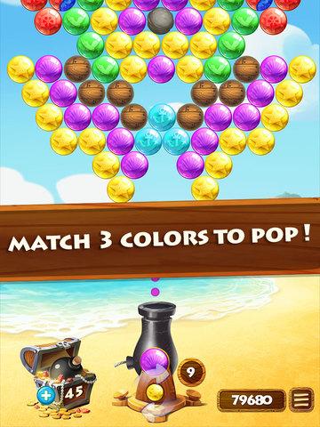 Bubble Shooter Treasure screenshot 8