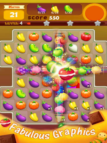 Happy Fruit Garden: Farm Mania screenshot 5