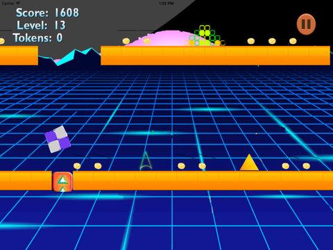 A Space Geometry Jump PRO screenshot 8