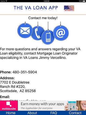 The VA loan app screenshot 9
