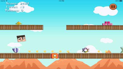 Mr. Super Jumper PRO - Survivor Island Hero screenshot 2