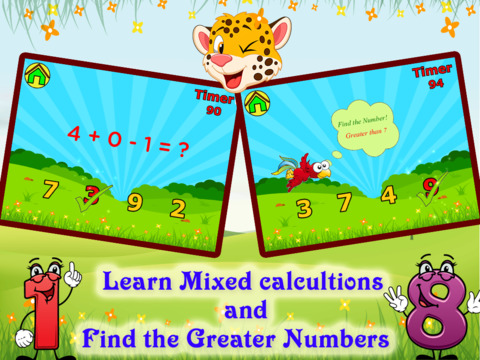 Maths age 3-9 screenshot 7