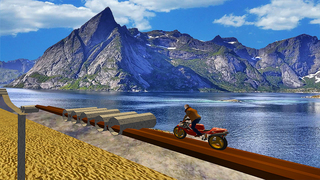 Bike Stunt Racing: Free Bike Game screenshot 2