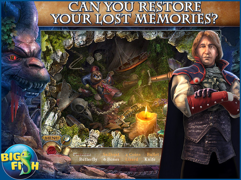 Immortal Love: Letter From The Past Collector's Edition - A Magical Hidden Object Game (Full) screenshot 7