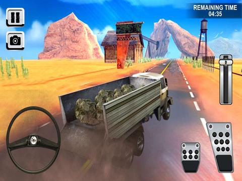 Military Truck Transport screenshot 9