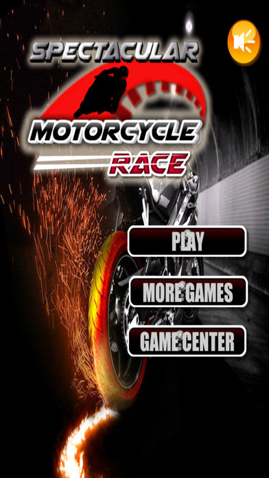 A Spectacular Motorcycle Race - Xtreme Nitro screenshot 1