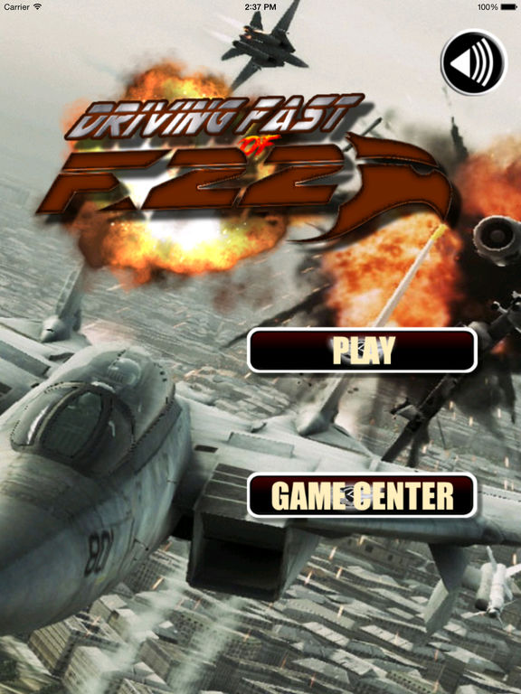 A Driving Fast Of F 22 Pro - Amazing Air War Game screenshot 6