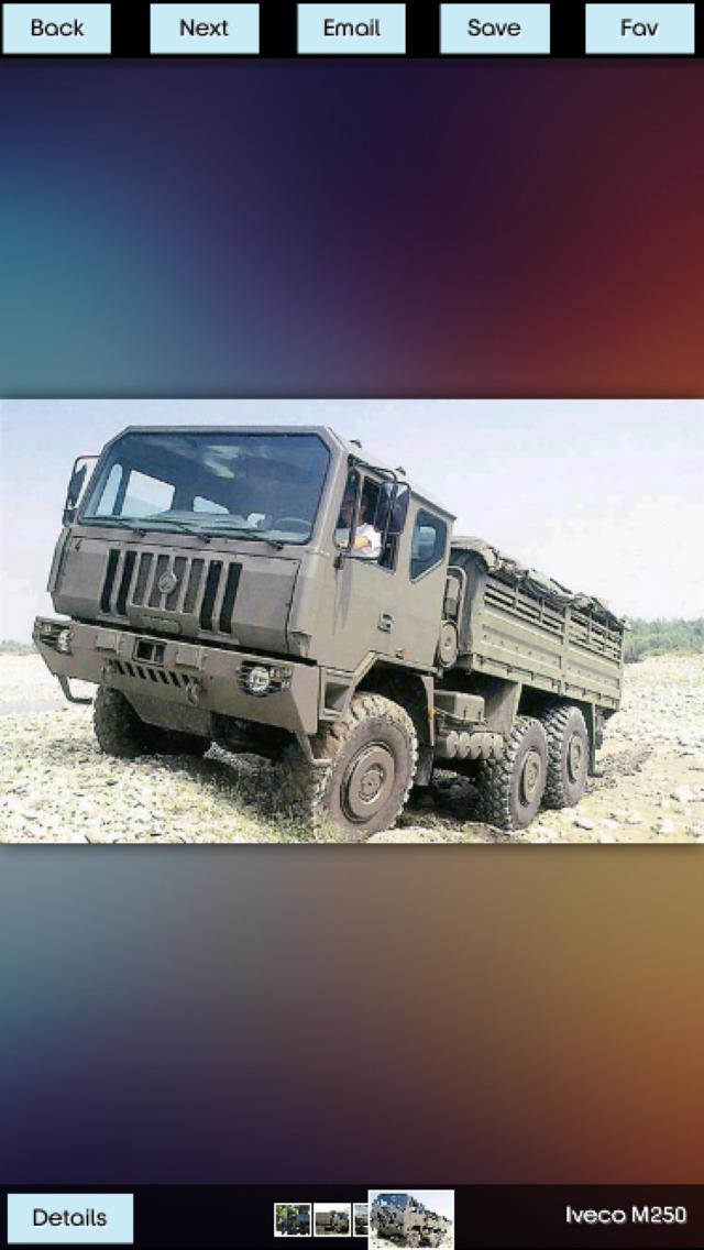 Army Vehicles screenshot 1