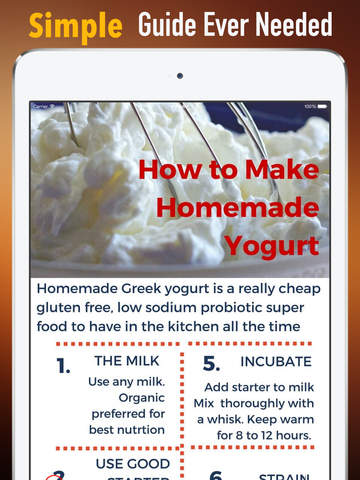 How to Make Yogurt at Home:Tips and Tutorial screenshot 7