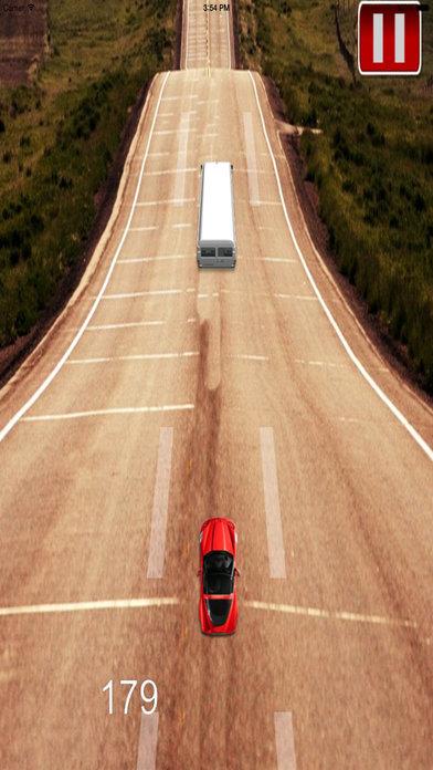 Dangerous Driving In Highway Pro - Speed Game screenshot 3