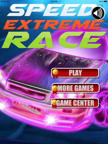 A Speed Extreme Race - Best Speed Neon screenshot 6