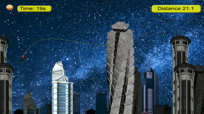 Extreme Rope Force Pro – Awesome Jumps Game screenshot 5