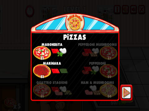 Pizza Party - Cooking Rush screenshot 8