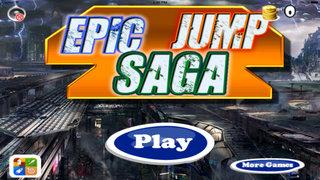 Epic Jump Saga - Amazing Duty Justice screenshot 1