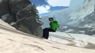 Cross Country Skiing - 3D Winter Mountain Championship Sport Racing Simulator Pro screenshot 3