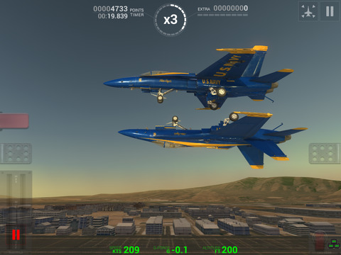 Blue Angels: Aerobatic Flight Simulator screenshot 8