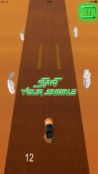 A Fast Driving Adrenaline - Arcade Adventure Race screenshot 5