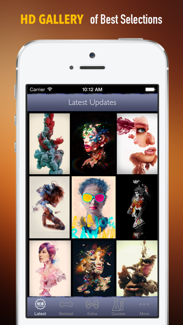 Alberto Seveso Wallpapers HD: Quotes Backgrounds with Art Pictures screenshot 1