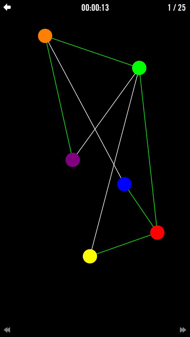 Draw Line Deluxe screenshot 4
