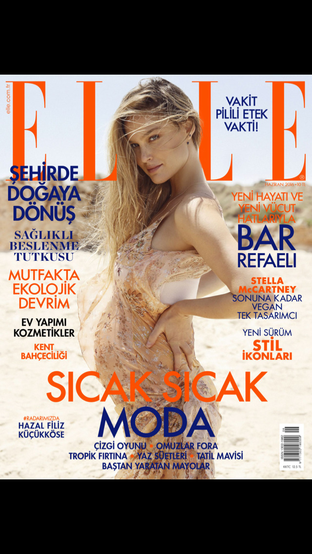 ELLE Türkiye screenshot 1