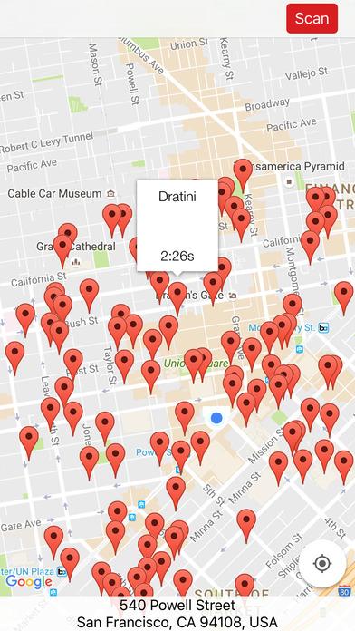 Poke Finder - Live Map for Pokemon Go | Apps | 148Apps