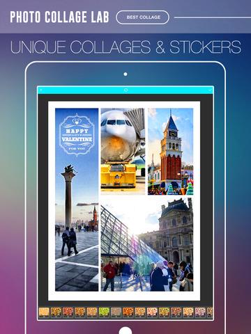 Photo Collage Lab - photo collage maker, selfie editor & camera blender screenshot 9